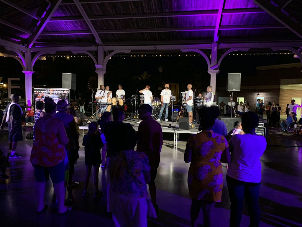 Saturday Night Concert Series with Special Occasions