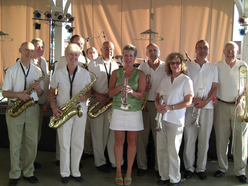 Summer Sundae Concert with the NiteHawk Swing Band